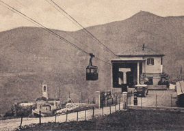 funivia di Valcava