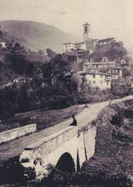 Promontorio con il complesso di San Michele