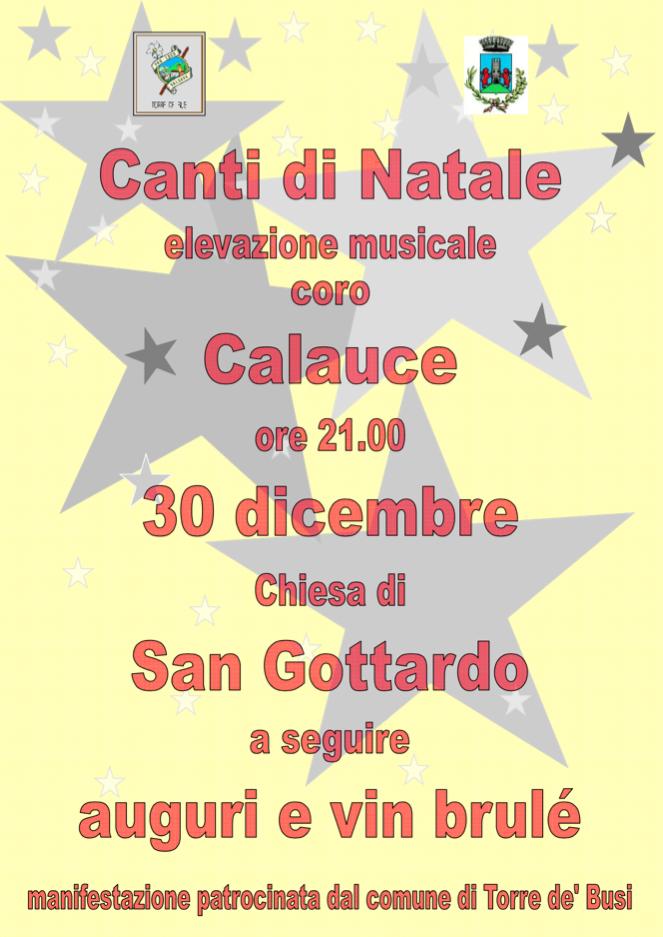 Concerto Natale 2016